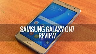 Samsung Galaxy On7 (4G) Review