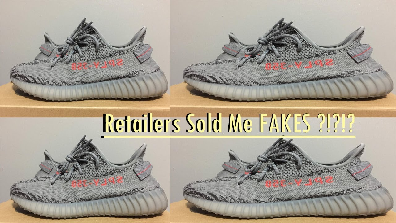 0 Boost 350 Beluga PairsYoutube 2 Yeezy Comparisonretail mNn08wvO