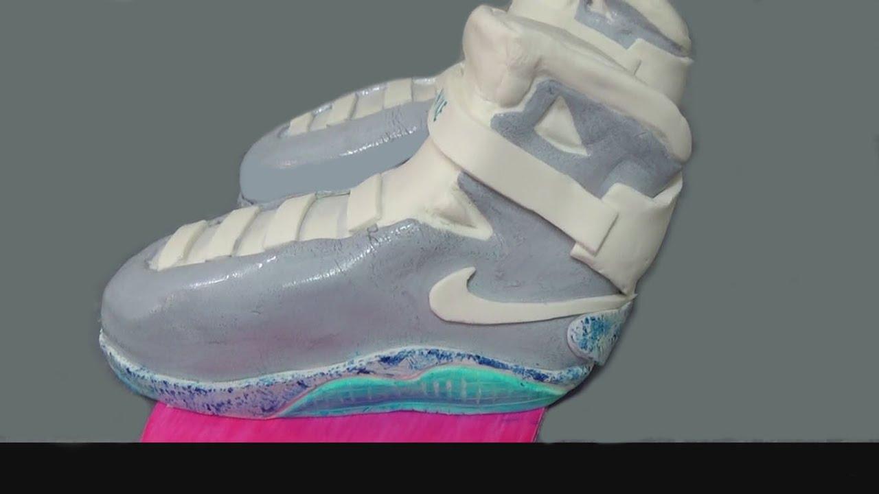 make nike shoes