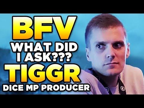 BFV Q&A with David Sirland DICE - Multiplayer Producer | BATTLEFIELD V thumbnail