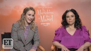 Cast Teases 'The Marvelous Mrs. Maisel' Season 3