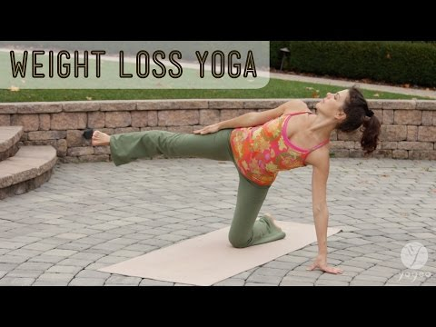 Weight Loss Yoga Routine: Trim & Tone (intermediate level)