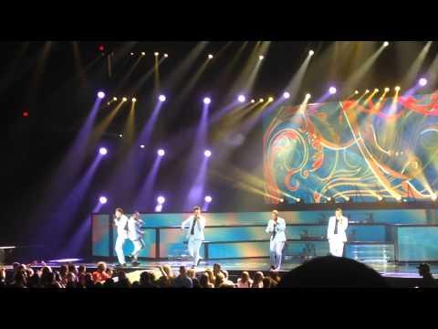 Backstreet Boys at Chesapeake Energy Arena 6-6-2014