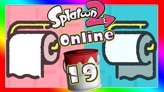 🔴 Splatfest - Vorwärts vs. Rückwärts - Live 🎨 SPLATOON 2 ONLINE Part 19