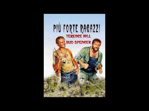 Bud Spencer/Terence Hill - ...Più forte ragazzi! - Flying through the air (instrumental)