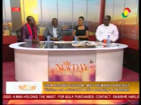 NewDay - Newspaper review - 24/2/2016