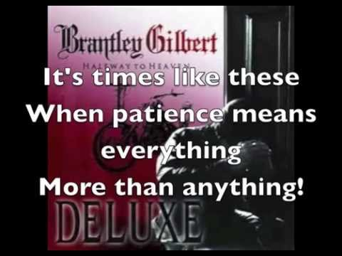 Fall into me by Brantley Gilbert - Lyrics