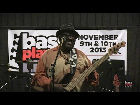 Nate Watts at Bass Player LIVE! 2013