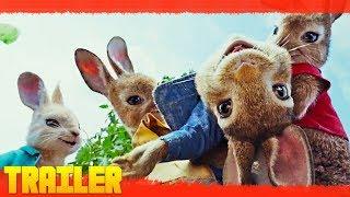 Peter Rabbit (2018) Primer Tráiler Oficial Español