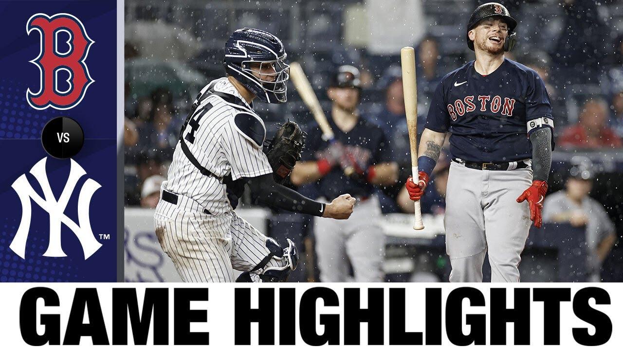 Download Red Sox vs. Yankees Game Highlights (7/17/21)   MLB Highlights