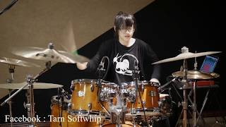 Download Kimetsu no Yaiba Opening [LISA - Gurenge] Drum Cover By Tarn Softwhip