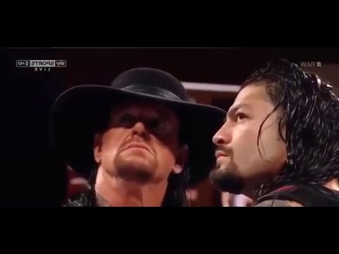 WWE RAW 6 March 2017 Highlights Results | Undertaker VS Roma