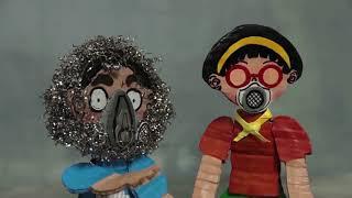 《霾哥來了》Smog Mike 空污偶動畫-完整版