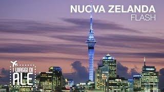 Nuova Zelanda, New Zealand - Auckland documentario paesaggi - Documentary