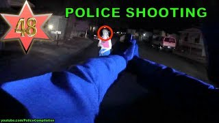 Police shooting criminals, part 48