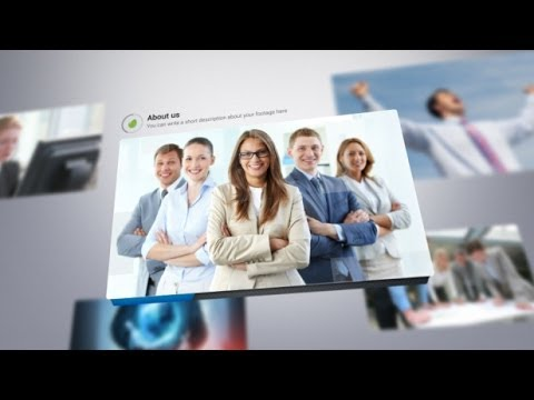 company profile after effects templates free download - after effects template clean simple company profile