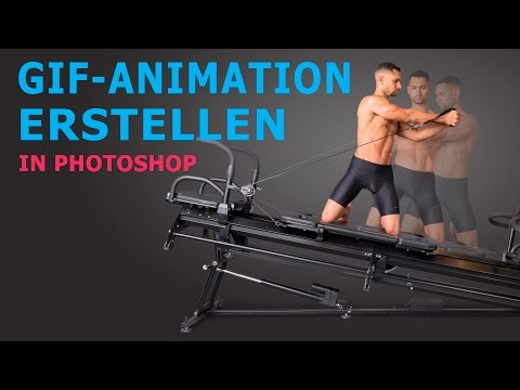 GIF-Animation Erstellen In Photoshop