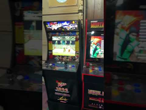 #shorts who else has #Arcade1up cabinets? from Y2K Nostalgia Shorts