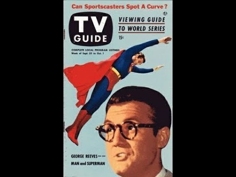 When Magazines Mattered: TV Guide (a FredFlix Minute Movie)