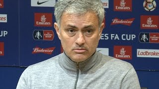 Jose Mourinho: We Want The Final! Manchester United Vs Hull City FULL PRESS CONFERENCE