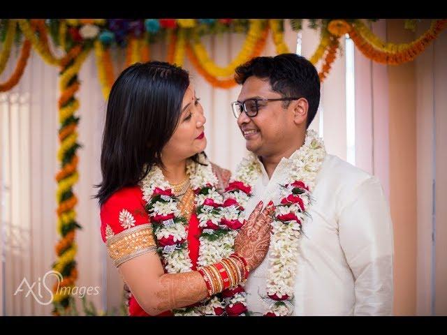 Subhadeep + Julie | Cinematic Wedding Highlights | Kolkata,India | QboxVisuals