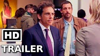 The Meyerowitz Stories Trailer #1 (2017) | Adam Sandler | Grace Van Patten | Dustin Hoffman