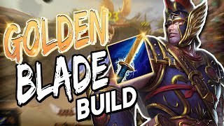 Smite: Golden Blade Mercury Build - This Is Beyond Over Powered!