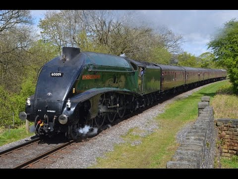 East Lancashire Railway St George's Day Special Sunday 23rd April 2017