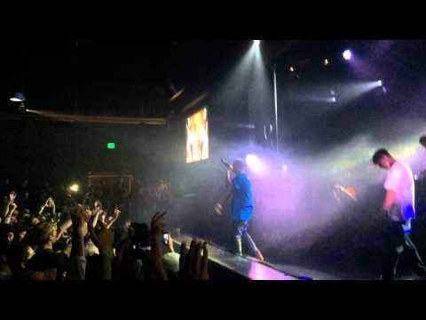 YUNG LEAN - SUNRISE ANGEL (LIVE AT THE OBSERVATORY IN SANTA ANA, CA)