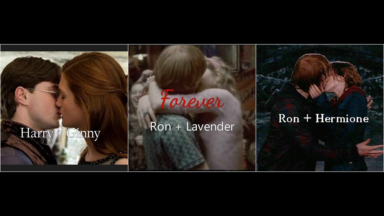 ron hermione dating)
