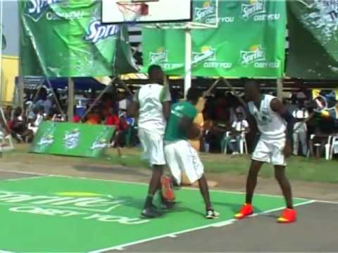 2014 Sprite Ball AllStars game (Ghana)