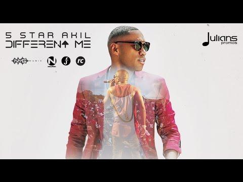 5Star Akil - Different Me