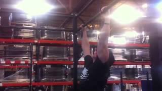 Dan B demonstrates New Liquid Grip