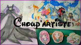 Choup'artiste - Les visages les plus adorables du monde ♥