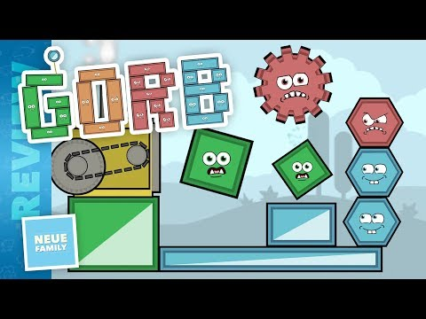 Solve Puzzles In The Fun Physics Game - GORB