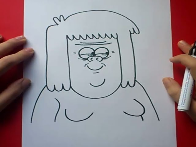 Como dibujar a Musculoso paso a paso - Un show mas | How to draw Muscle Man - Regular show Videos De Viajes