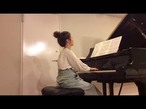 6 Encores Luftklavier / Luciano Berio / Yukiko Kojima (piano). 6つのアンコール 大気/ベリオ/小島由記子(ピアノ)