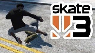 Skate 3 - KUNG FU MASTER!