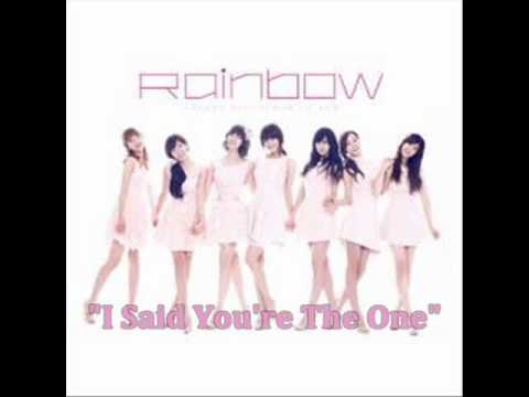 [MP3 DOWNLOAD] Rainbow- 너뿐이라고 (I Said You're The One) w/ Romanized & English Lyrics