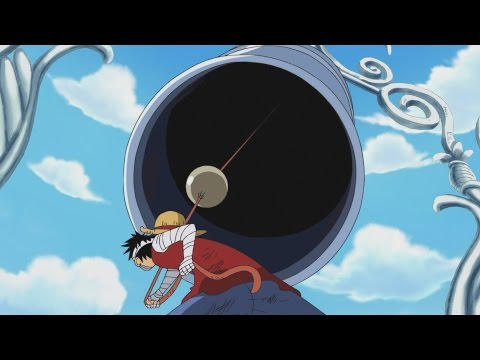 Luffy Rings the Ox Bell English Dubbed