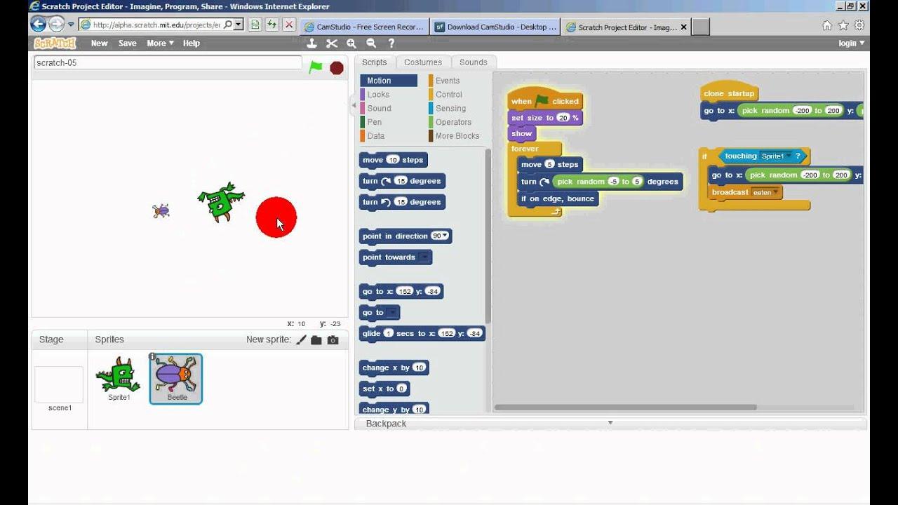 Scratch 2 Online