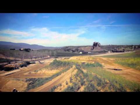 Motocross Aerial Sample video