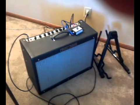 Fender Hot Rod Deluxe Demo