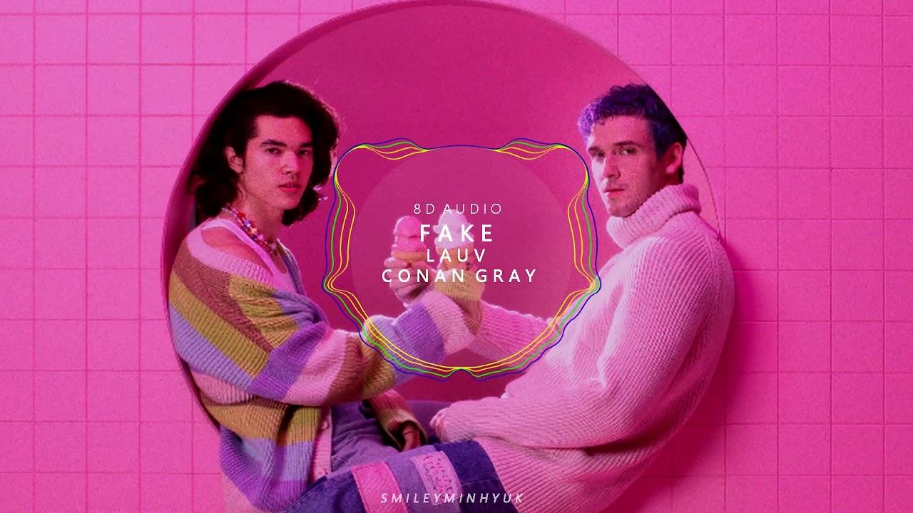 Download FAKE - LAUV & CONAN GRAY [8D AUDIO]