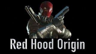 Red Hood's Origin