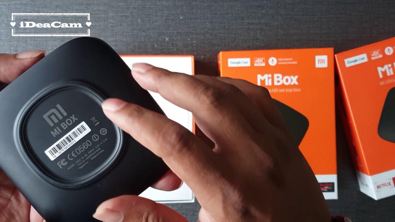 Mi Tv Box 3 Unboxing In Bangladesh Youtube