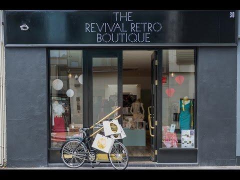 Vintage shopping LONDON - Revival Retro