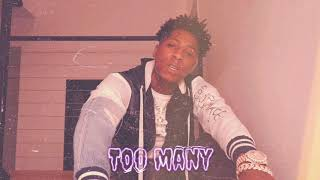 "[FREE] NBA Youngboy & Quando Rondo Type Beat ""Too Many"" 