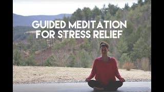 Guided Meditation in Tennessee for Stress Relief