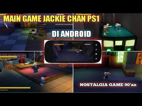 Cara Download Game Ps1 Jackie Chan - StuntMaster Di Android